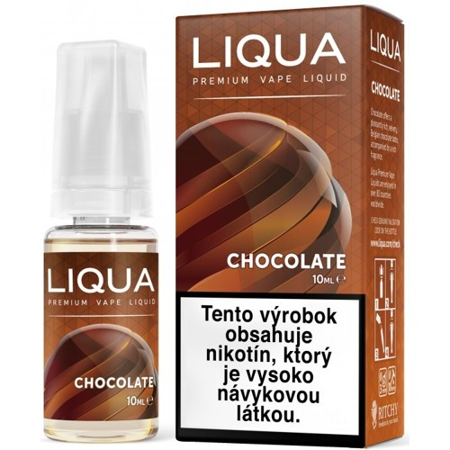 LIQUA čokoláda (Chocolate) 10ml
