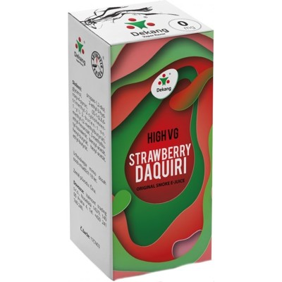 DEKANG HVG jahoový koktejl s citrónom (Strawberry daquiri) 10ml